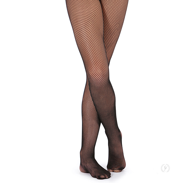 7e9cb4c9647 Womens Professional Back Seam Fishnet Tights with Lined Foot by ...