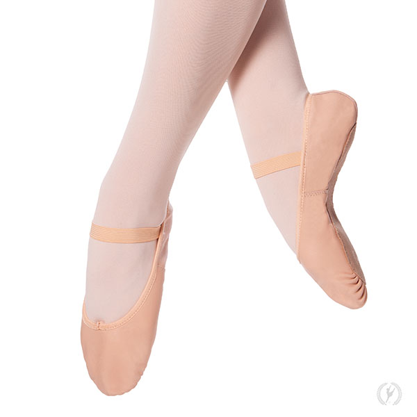 fe41f23a3be A2001a - Adult Tendu Full Sole Leather Ballet Shoes