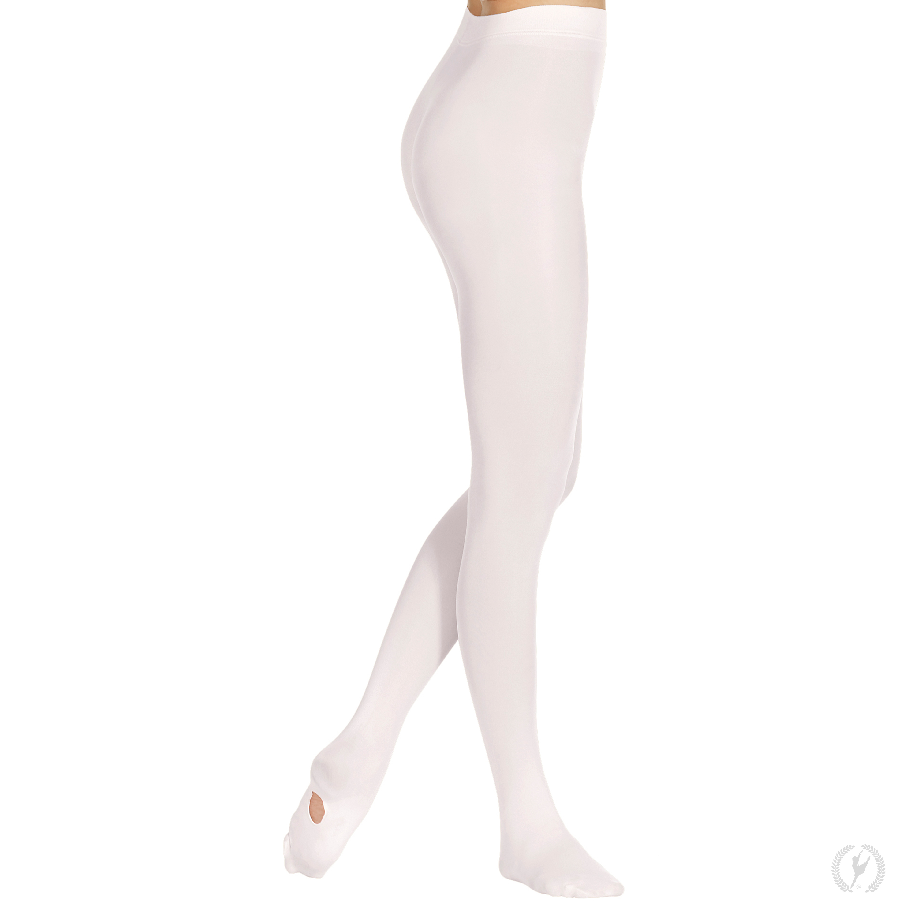 36c0b0ee7e5da 210 - Eurotard Womens Non-Run Convertible Tights with Soft Knit Waistband  by EuroSkins