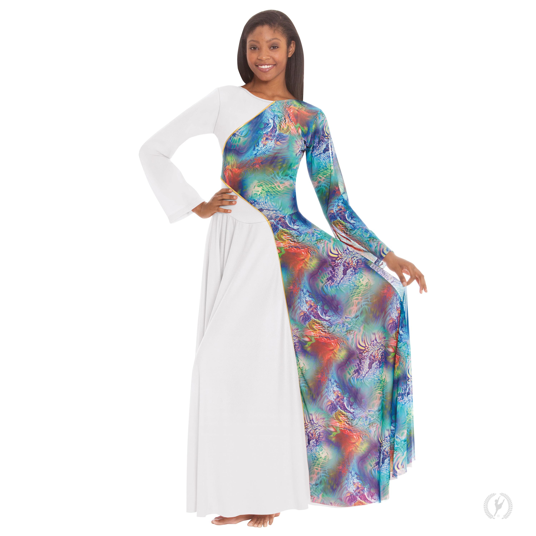 5b633e6d787 Womens Beautiful Creation Praise Dress