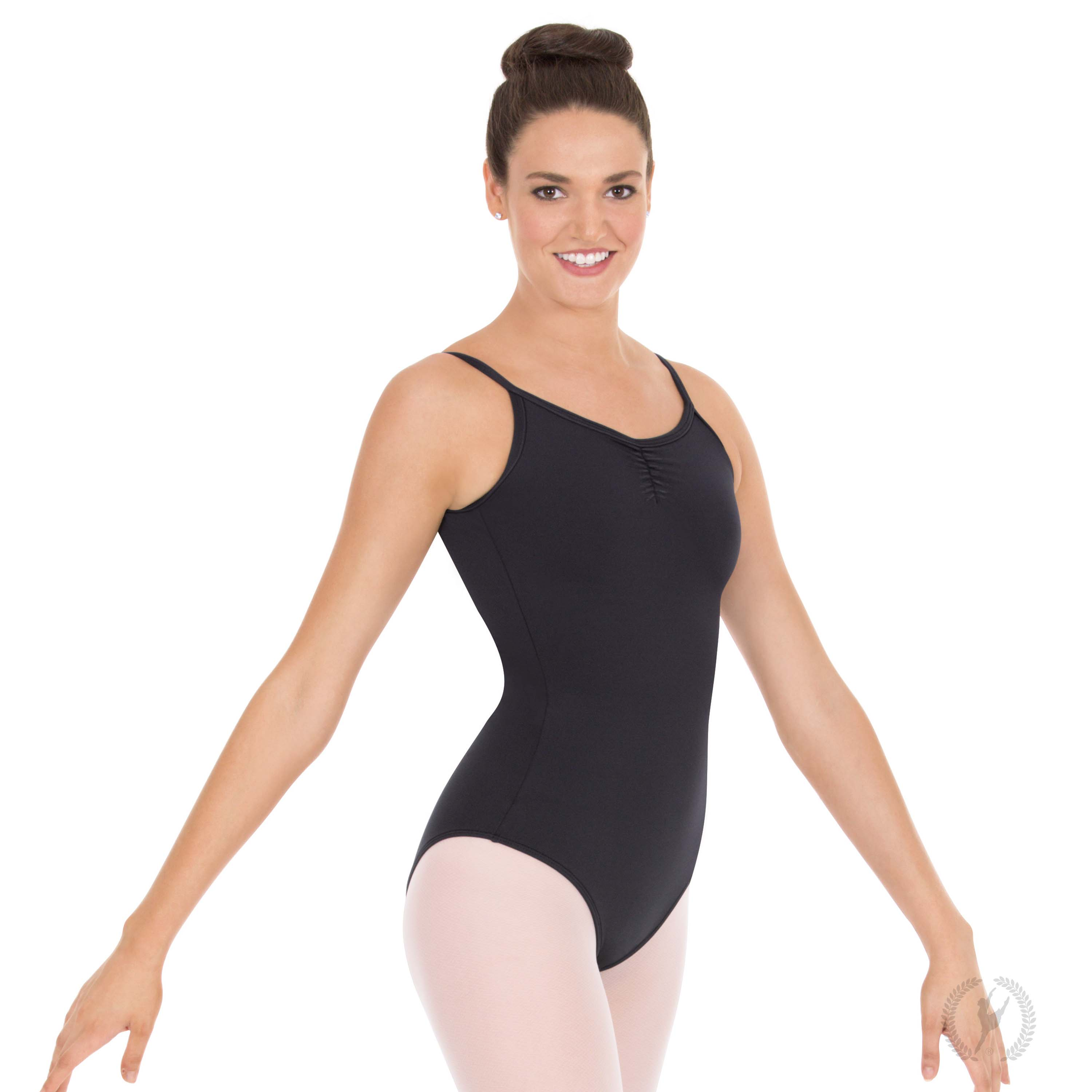 84775a9c857a Womens Tall Camisole Leotard with Tactel® Microfiber